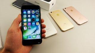 💝 Новинка! iPhone 7 💝 точная китайская копия на четырехъядерном процессоре МТК6582 💝