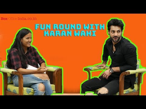 Fun Round with Karan Wahi | Bar Code