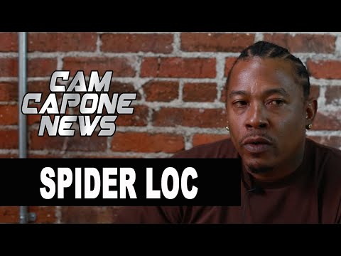 Spider Loc on Fighting Lil Scrappy & Busta Rhymes Bodyguard at 50 Cent Mansion(Part 7)