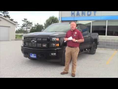 2015 Chevrolet Silverado Midnight Edition For Jeff From Steve Youtube