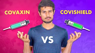 Which is the Best Vaccine? Covaxin vs Covishield | Dhruv Rathee