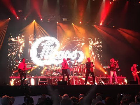 Chicago Compilation July 19 2017 Budweiser Theatre Toronto