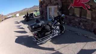Route 66 USA Harley Davidson