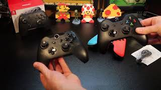 Affordable alternative Nintendo Switch Pro Controllers!!!