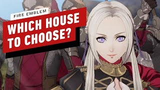 Fire Emblem: Three Houses - Which House Should You Choose?