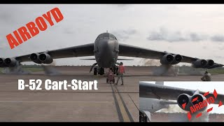 "B-52 Bomber Cartridge Start ""Cart-Start"""