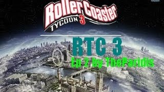 Roller Coaster Tycoon 3/Ep 2/Transport imcomplet