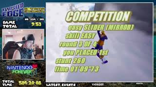 N64Ever / #124 - Twisted Edge Extreme Snowboarding