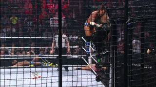 Raw Elimination Chamber Match: Elimination Chamber 2012 -