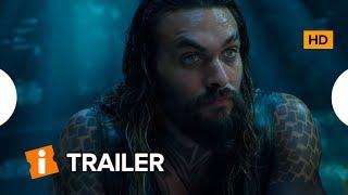 Aquaman | Trailer Final Legendado