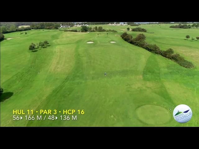 Hul 11 • Aabenraa Golfklub