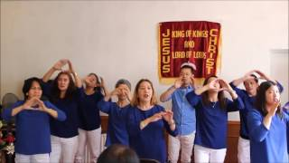 10,000 REASONS Lsf France- Dance Ministry