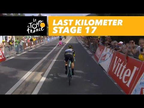 Last kilometer - Stage 17 - Tour de France 2017
