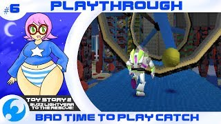 |Playthrough| Toy Story 2: Buzz Lightyear To The Rescue! - #6 | Ballin' Buzz