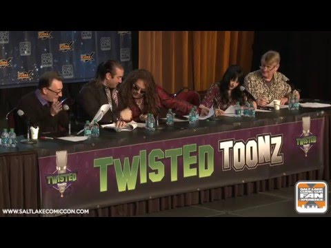 TwistedToonz presents Star Wars: The Force Awakens at FanX16 (Official)
