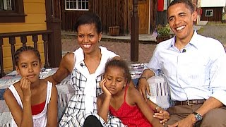 The Obama Family: A Look Back At Their First & Only Sit-Down Interview