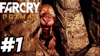 Far Cry Primal Gameplay Walkthrough Part 1 - First 30 Minutes [1080p HD - PS4] - No Commentary