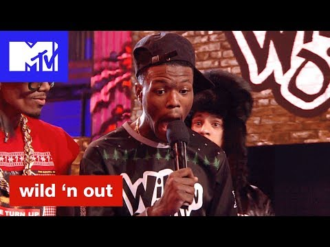 Even Santa Wont Take DC Young Flys Moms Cookie | Wild N Out | #Wildstyle