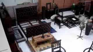 Mabros Group Show Room Furniture, Indian Wooden Furniture Handicrafts