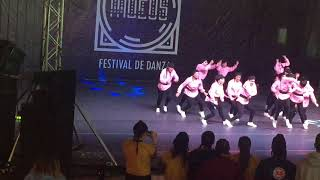 Sky dance  junior 1*lugar Mottus 2017