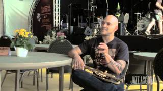 Interview with Irvin Mayfield - live @JazzAscona 2015