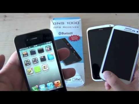 GNS 1000 Bluetooth GPS Receiver Testbericht