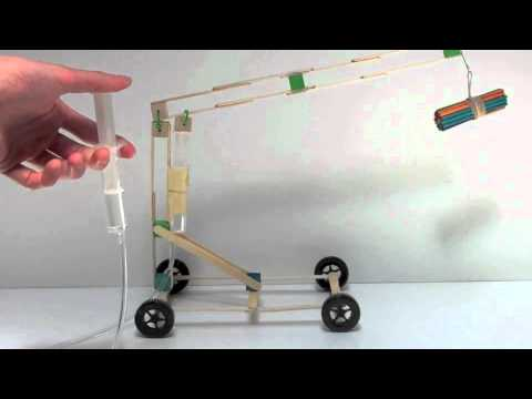 Easy Hydraulic Machine Youtube