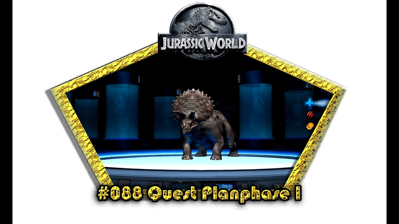 let's play jurassic world 088  quest planphase i