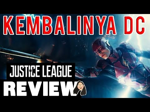 Review Justice League Indonesia