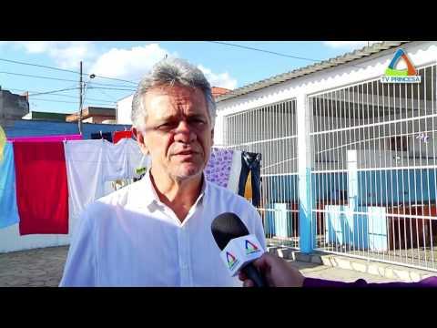 (JC 14/07/2017) Prefeitura realiza obras de revitalização em lavanderias comunitárias