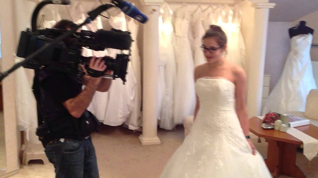 Swr Fernsehteam Bei Brautsalon Lecher Teil 1 Youtube