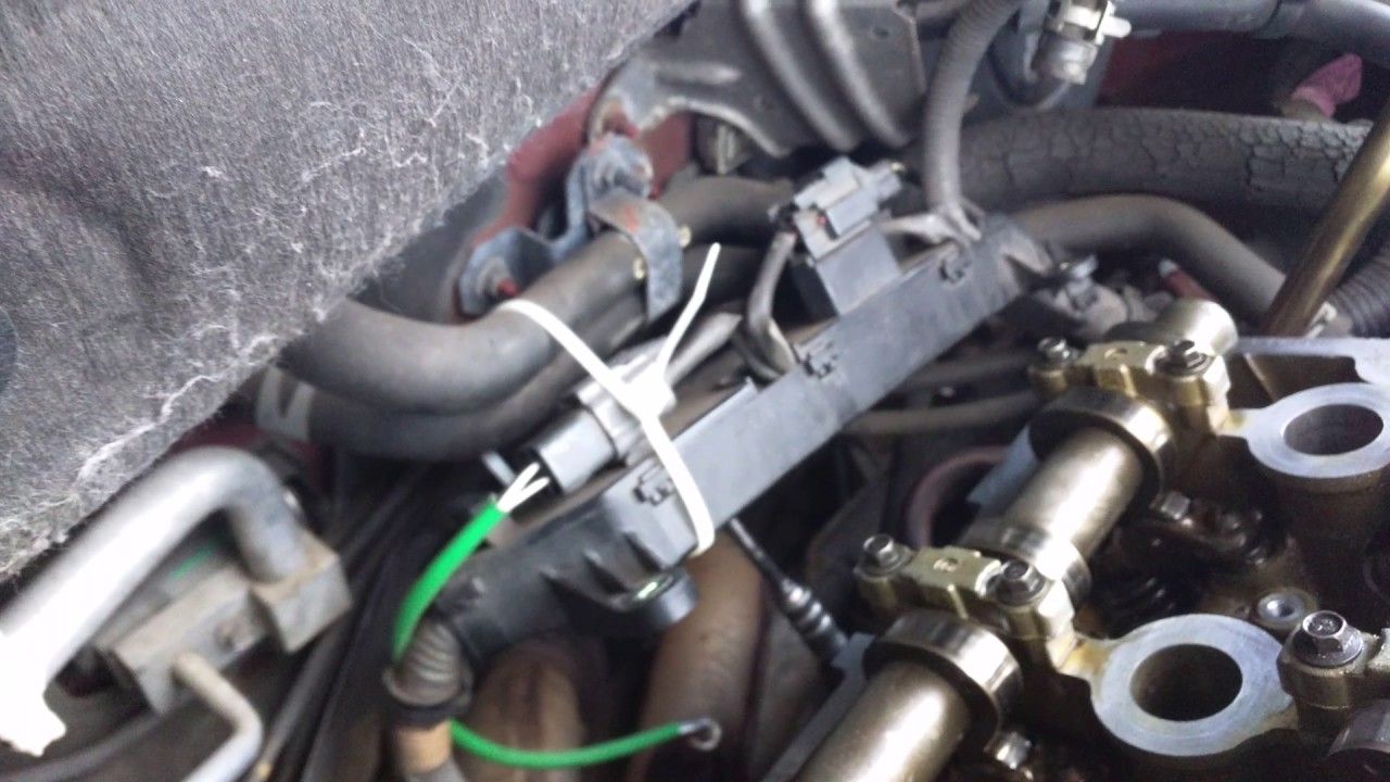 Removing and installing rear valve cover 2004 Mazda 6 v6 - YouTube on