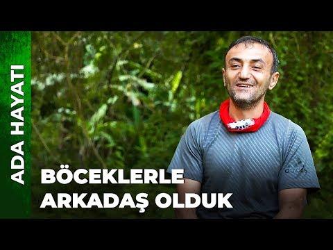 Ersin Adadaki İlk Gecesini Anlattı | Survivor Ünlüler Gönüllüler