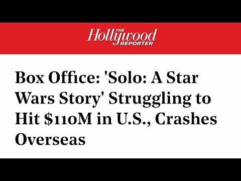 Solo : A Box Office Flop Story