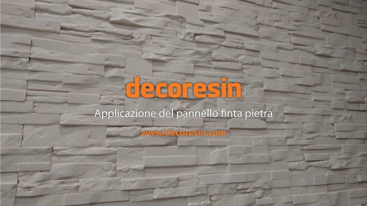 Pareti In Finta Pietra tutorial styrofoam faux stone panels