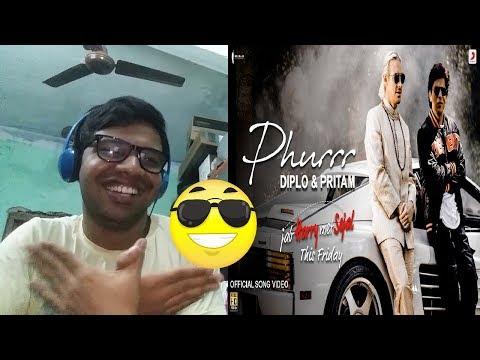 Diplo & Pritam - PHURRR Official Video-Jab Harry Met Sejal|Shah Rukh,Anushka|Reaction & Thoughts