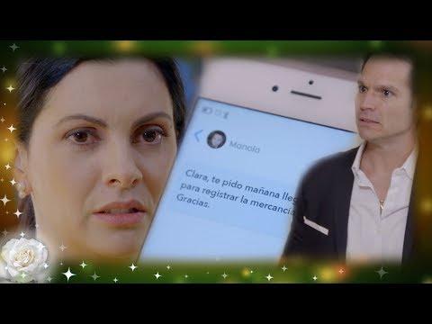 La Rosa de Guadalupe: Clara es espiada por su esposo | Stalkerware: Invasión a la intimidad