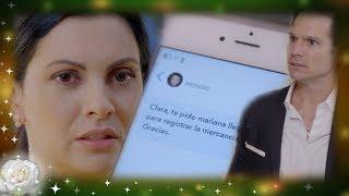 La Rosa de Guadalupe: Clara es espiada por su esposo   Stalkerware: Invasión a la intimidad