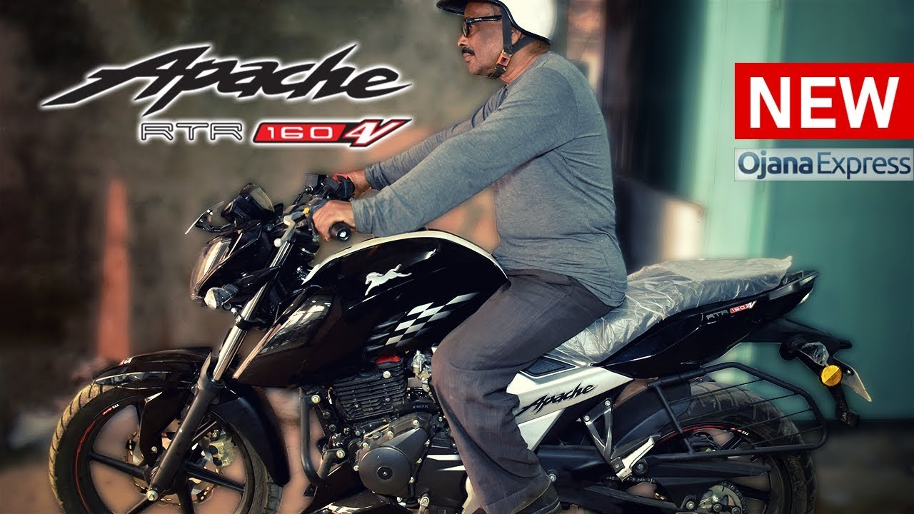 TVS Apache RTR 160 4V Review and Mileage   Top Speed   Price    Specifications in Bangla
