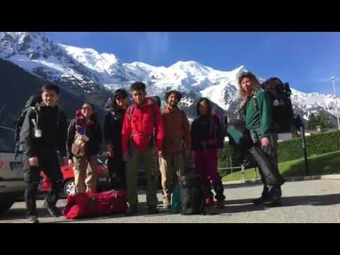 Tour Du Mont Blanc, TMB - June 2016