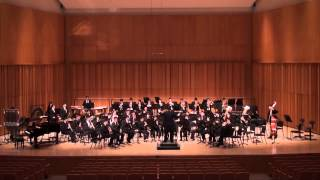"""Gloriosa"" Symphonic Poem for Band · SMU Symphonia"