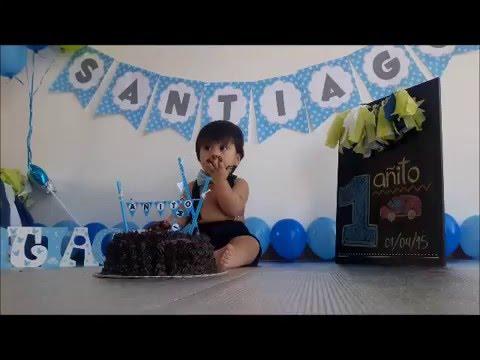 SANTIAGO ONE YEAR