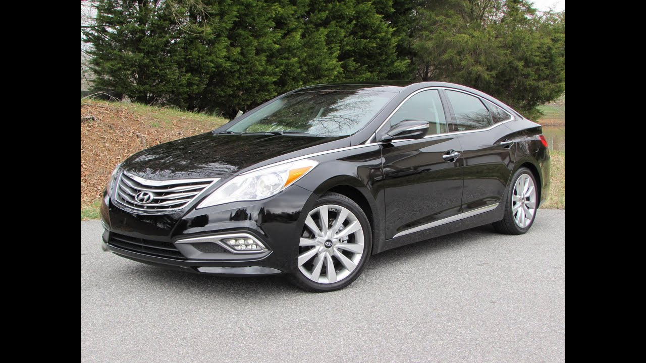 Hyundai Azera 2016 >> 2015 Hyundai Azera Limited Start Up Road Test And In Depth Review