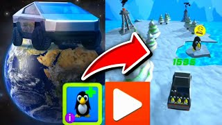 TOP 1 Global Player? Cyber Truck: Save the Globe -Gameplay - Walkthrough [Android - IOS]