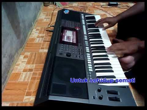 Cinta Terlarang Karaoke Yamaha PSR