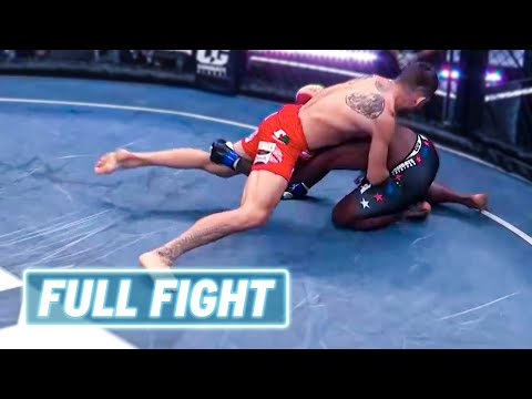Combate USA: Tyler Hinton vs Brahayan Zurcher I COMBATE GLOBAL