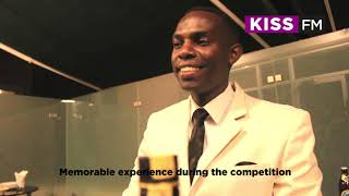 Meet Patrick Mutua Africa's number one Mixologist
