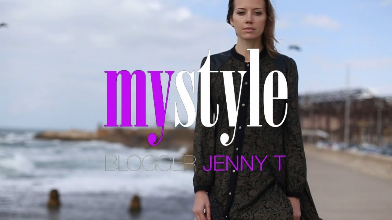 Fashion Blog Blogger Jenny T Youtube