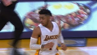 D'Angelo Russell Career High All Basket Highlights! | March 19, 2017