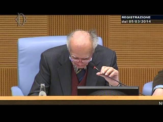 Costituzione e legge elettorale - On. Coccia